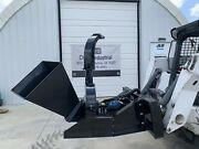 2021 Mower King Wood Ssbx42 Chipper Skid Steer Attachment Agriculture Industry