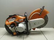 Stihl Ts420 Concrete 14and039and039 Cut-off Saw Gas Cutter - Blade 10inch