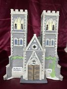 Dept 56 Christmas In The City, The Cathedral Church Of St. Mark, Le Of 3,024