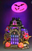 Bath Body Works Haunted Conservatory House 2021 🦇projector Wallflower Halloween