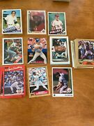 Huge Lot Of Baseball Cards Great Starter Set Or Additional To A Collection