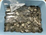1000 1943 Steel Lincoln Wheat Cents P D S Possible War Pennies