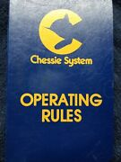 Chessie System Railroad Collectibles