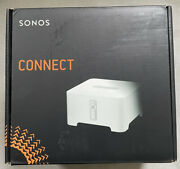 Sonos Connect 2nd Gen - S2 Ready - Home Audio Receiver Free 2 Day Ship