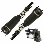 Front Air Struts W/ Compressor For Mercedes R350 And R320 Pair Arnott