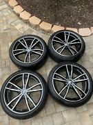 Bmw Oem 791 Wheel And Tire Package Complete