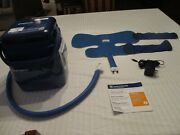 Breg Polar Care Cube Ice Knee Xl Therapy Machine Tested Clean Complete 10701