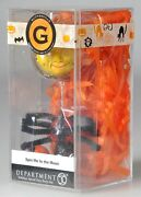 Dept 56 Glitterville Halloween Spin Me To The Moon Ornament Spider 56 29005