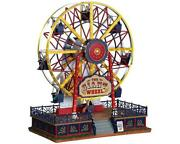 Lemax The Giant Wheel Christmas Village - New In Box - Holiday Decor