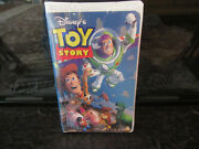 Walt Disney Home Video Toy Story Vhs Pixar Clamshell 6703 Rare Collectible