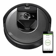 Irobot Roomba I7 7150 Robot Vacuum- Wi-fi Connected Smart Mapping Works With