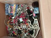 Huge Vintage Junk Drawer Estate Find Jewelry Lot Unsearched 20lbs+ Lot A