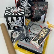 Illumicrate September The Night Circus Full Box Set Collection Signed In Hand