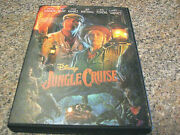 Jungle Cruise 2021 With Emily Blunt And The Rock Great Family Fun Preorder