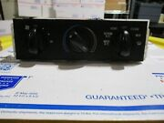 🚘 1999 Mustang Climate Temperature Control Unit Defroster Fan Speed Selector