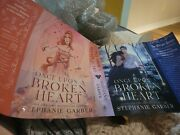 Once Upon A Broken Heart Preorder Dust Jacket Stephanie Garber