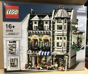 Lego 10185 Green Grocer - Modular Building - New Sealed