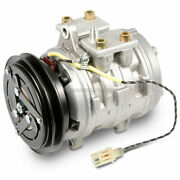 For Chevy Sprint And Suzuki Samurai Swift Oem Ac Compressor And A/c Clutch Csw