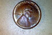 1909-s Indian And Lincoln Penny Fantasy Mule