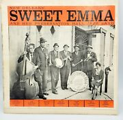 Autographed New Orleansand039 Sweet Emma And Her Preservation Hall Jazz Band Lp