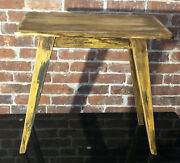 Mid Century Plant Stand Table Display Side End Vintage 50s Tv Table 60s