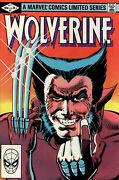 Wolverine Limited Series, Issues 1 - 4 M/nm Hot