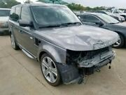 Automatic Transmission 5.0l With Supercharged Fits 10-12 Range Rover 1893024