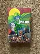 The Spectre The Wrath Of The Spectre Omnibus Hardcover 2020 Dc New Sealed