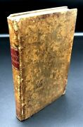 1696 Francis Bacon The Essays Or Councils Civil And Moral Leather Binding
