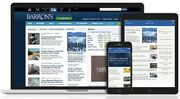 Barrons News Digital Access 12-month Ios/android/pc- Anywhere