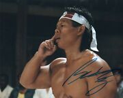 Bolo Yeung Bloodsport Original Autograph Hand Signed 8 X 10 With Coa