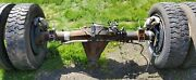 Dana M300 Ford F450 F550 Cab And Chassis Rear Axle Assembly 4.88 Lsd Drw