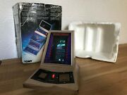 Extremely Rare Boxed Tomy Kingman Vintage 1984 Vfd Tabletop Electronic Game.