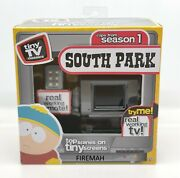 Tiny Tv Classics South Park Season 1 Clips 90and039s Real Working Remote