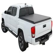 Tonneau Cover For 2017 Toyota Tundra Limited