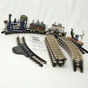 Lemax Spooky Town R.i.p Railroad 14380 Halloween Village Sights And Sounds Train