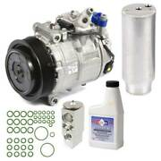 Oem Ac Compressor W/ A/c Repair Kit For Porscge 911 And Cayman