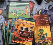 Lot Of 17 Leap Frog Leap Reader Interactive Books Reading As Pictured No Pen