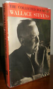 Collected Poems Of Wallace Stevens Rare Review Copy / 1st Edition 1954
