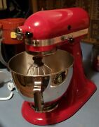 Kitchenaid Ultra Power Plus 4.5qt Stand Mixer. 10 Speed. With Attachments.
