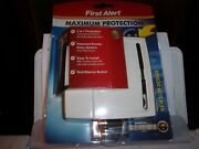 First Alert Maximum Protection Smoke And Fire Alarm P900 C16-0518-000 New Sealed