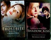 The Vampire Academy Series 2-book Set 1 Frostbite And 3 Shadow Kiss By Richel Mead