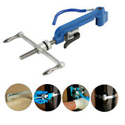 Hand Band Strapping Plier Stainless Strapper Packer Strapper Wrapper Metal Cable