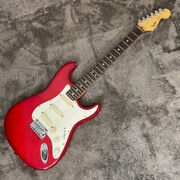 Operation Confirmed Fender American Deluxe Stratocaster Plus