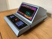 Ultra Rare Tomy Lupin Vintage 1982 Vfd Tabletop Electronic Game - Very Good Cond