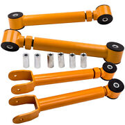 Adjustable Front And Rear Upper Control Arms 0-8'' Lift For Jeep Grand Cherokee Wj