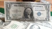 Lot Of Old Us Paper Currency Six Different Small Notes From The 20s And 30s