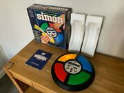 Boxed Mb Games Simon Vintage 1978 Tabletop Electronic Game - Mint - Has Issues.