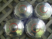 Vintage Plymouth Dodge Chrysler Police Dogdish Hubcaps Wheel Cover Charger Mopar