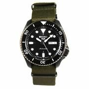 Trusted Seller Seiko 5 Automatic Sports Analog Mens Divers 200m Watches Sbsa023